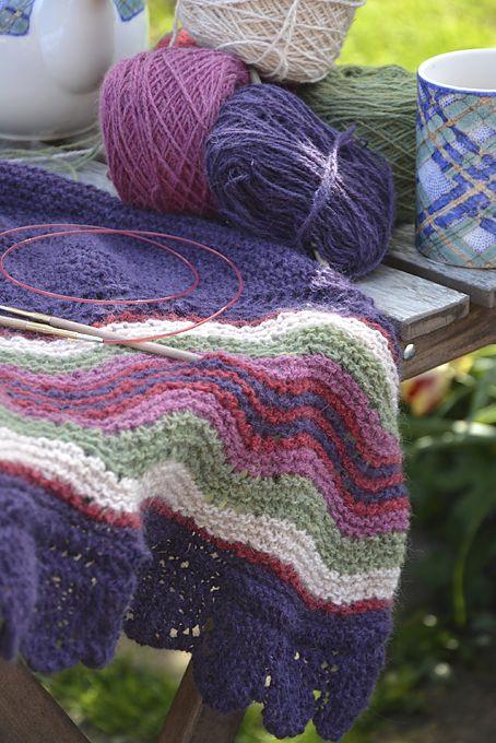 Shetland Hap Shawl Knitting Patterns Knitting Knitting