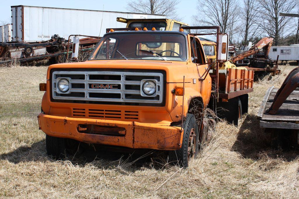 1977 Gmc Flatbed Truck Trucks C10 Chevy Truck Gmc