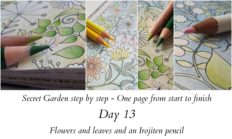 Secret Garden Step By