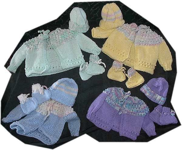 Fabulous newborn layette for Autumn and winter babies | Bev\'s ...