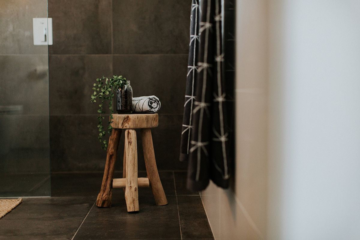 Chifley house in canberra australia designed by studio black chifley house in canberra australia designed by studio black interiors this bathroom is minimal dailygadgetfo Images