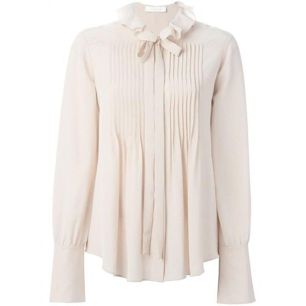 Free Shipping Low Price Cheap Sale Choice Chloé classic collared shirt For Nice Cheap Price Quality Free Shipping Low Price Buy Cheap 100% Guaranteed 3Z227Ia