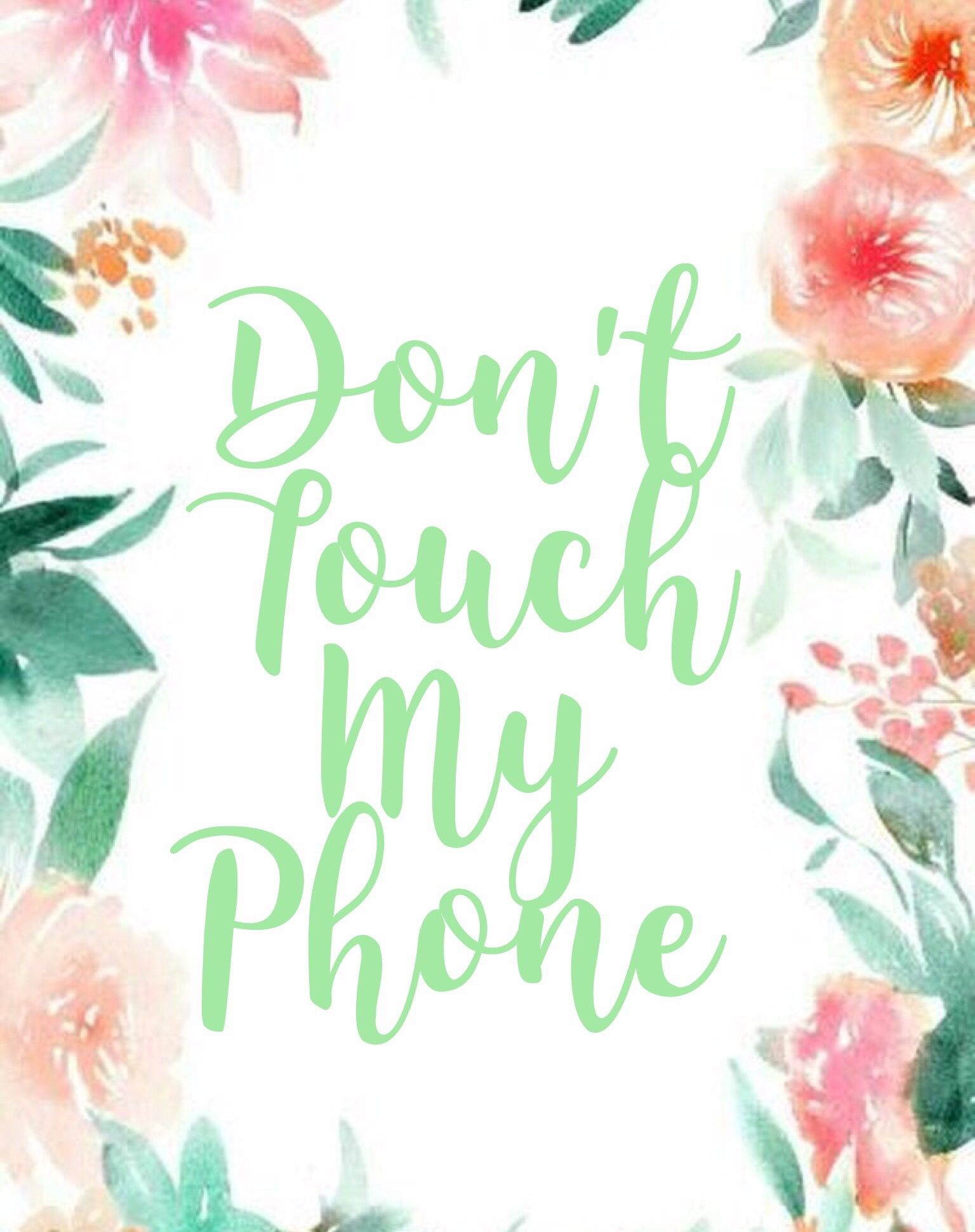 Miss Okok Wallpapers Don T Touch My Phone De Flores Phone Wallpaper Dont Touch My Phone Of Dont Touch My Phone Wallpapers Dont Touch Me Funny Phone Wallpaper