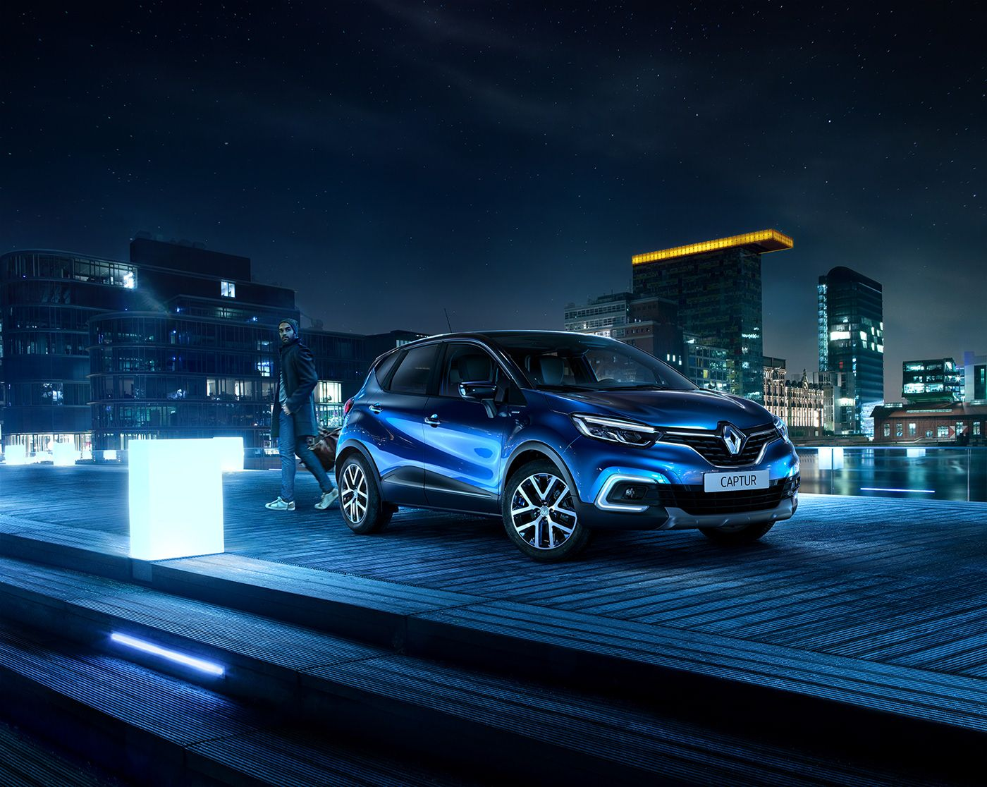 Marin Ponsar On Behance Renault Captur Renault Renault Clio