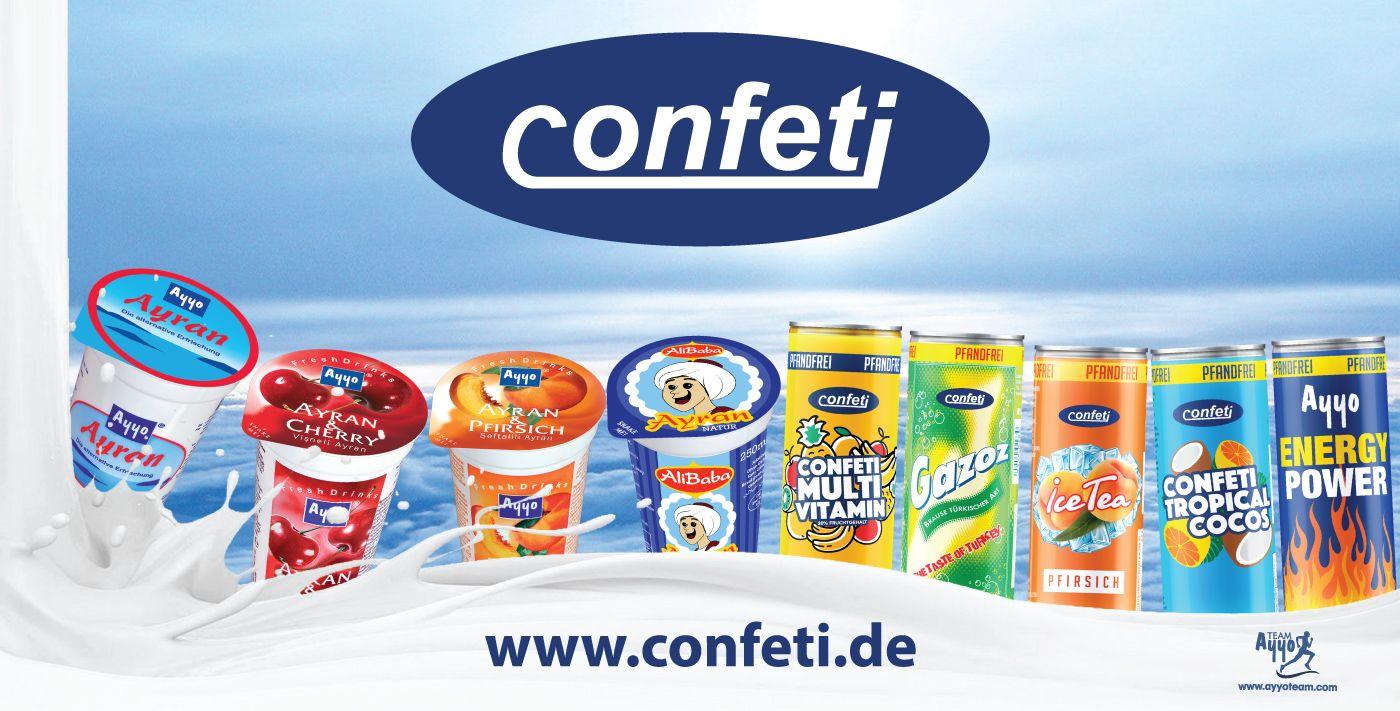 Die confeti GmbH hat es sich zum Ziel gemacht, traditionell ...