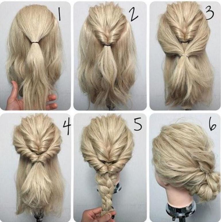 Bun Styles Hair Styles Long Hair Styles Medium Hair Styles