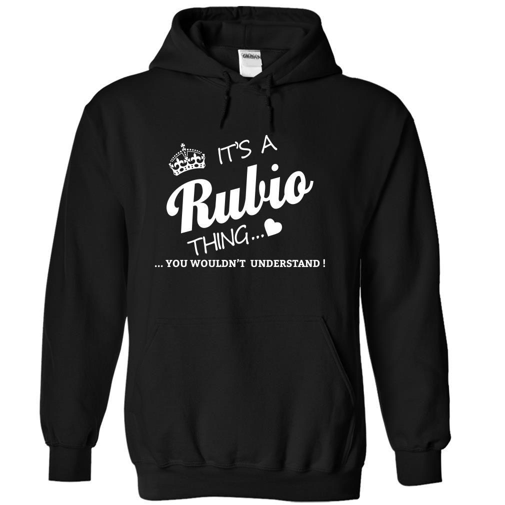 Its A RUBIO Thing
