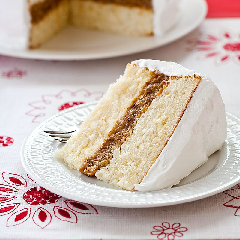 Lane Cake Recipe America S Test Kitchen