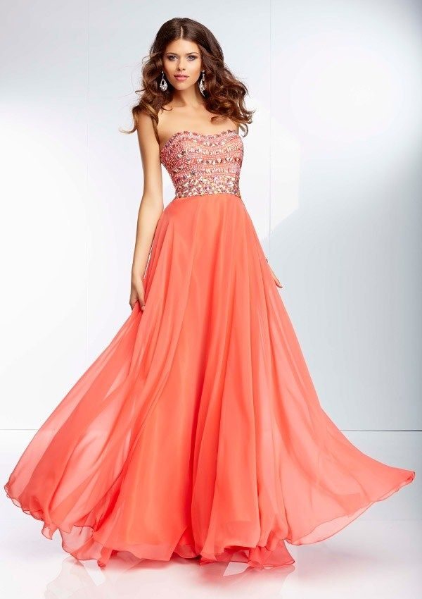 elegant and sturdy package super cheap compares to cheaper sale Paparazzi ~Prom 2014 | In store in Coral, size 22 | Elegant ...