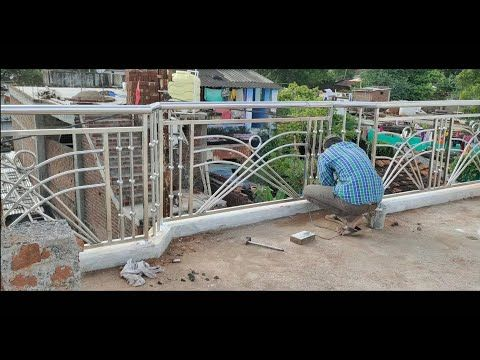 Best Stainless Steel Design For Balcony Railing How To Make 400 x 300