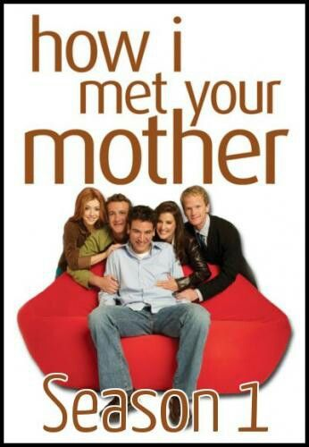 Streaming How I Met Your Mother : streaming, mother, HIMYM, Season, Mother,, Mother