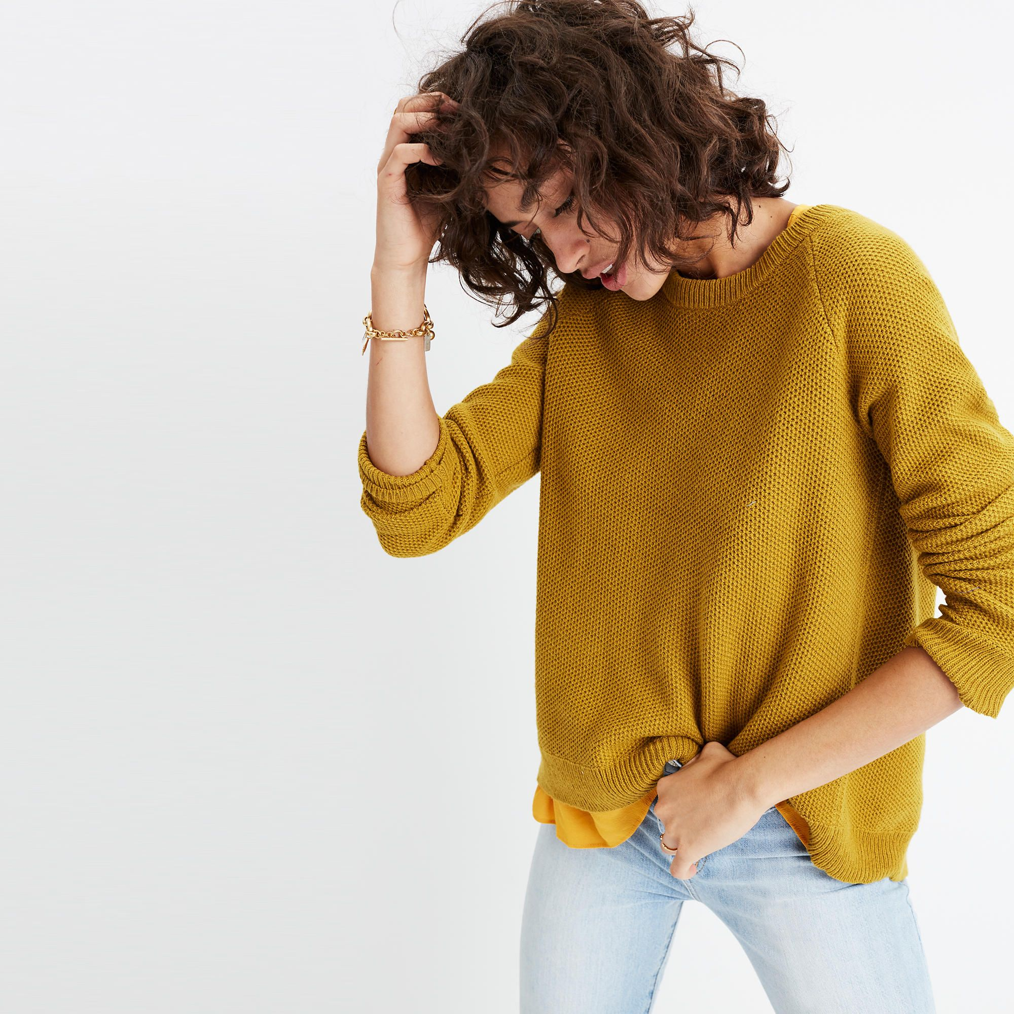 Province Cross-Back Pullover Sweater : sweaters | Madewell ...
