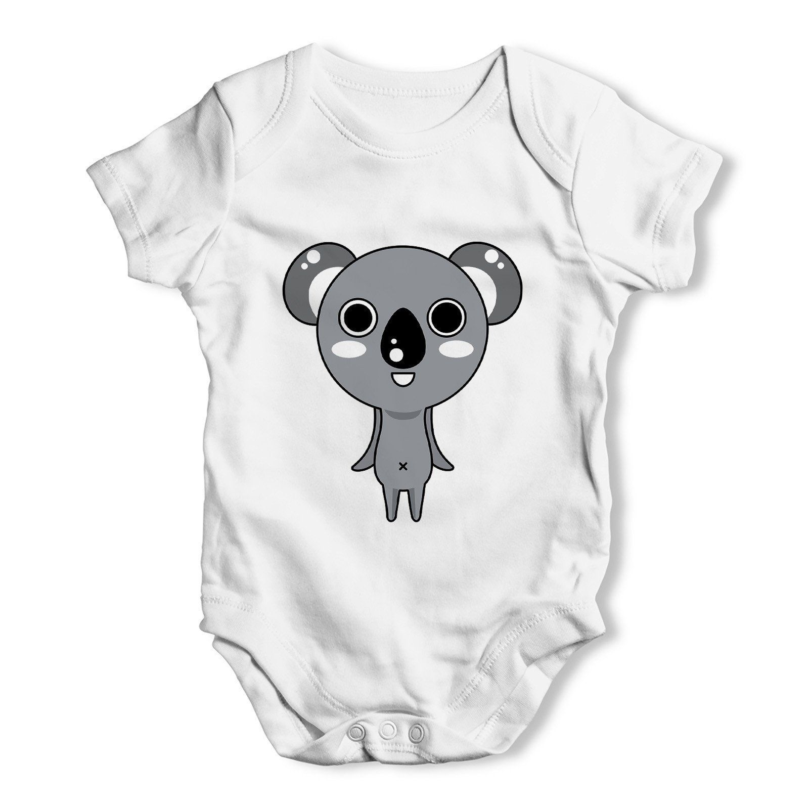 Cute Koala Baby Grow Bodysuit