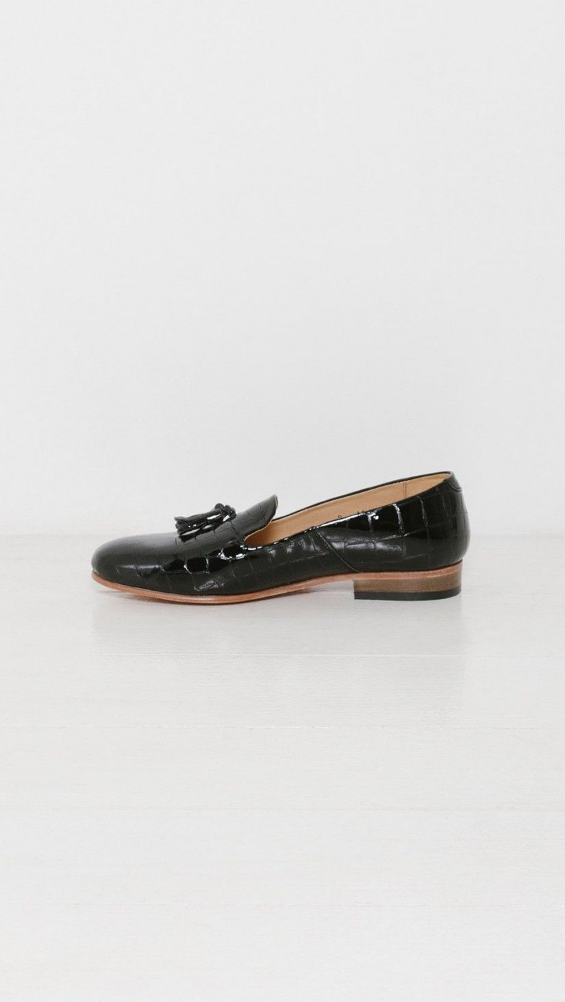 Dieppa Restrepo Woman Gaston Leather Loafers Purple Size 7 Dieppa Restrepo zNkyBE