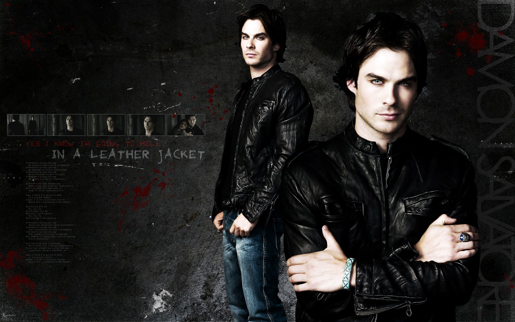 Pin By Aneta On Ian Somerhalder With Images Vampire Diaries