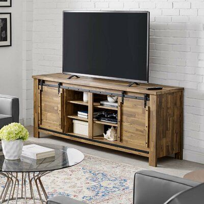 Gracie Oaks Kehoe TV Stand for TVs up to 85"