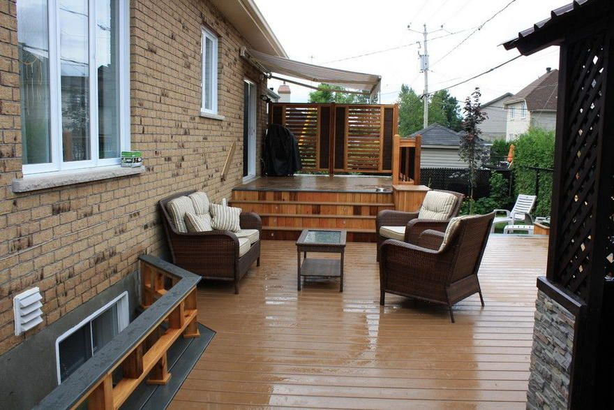 Spectacular Ideas for Modern Patio Terrace Designs