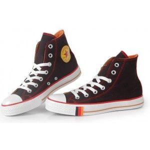 69e9744d54f9 Converse 2011 All Star Shoes Hi-top German Flag Black