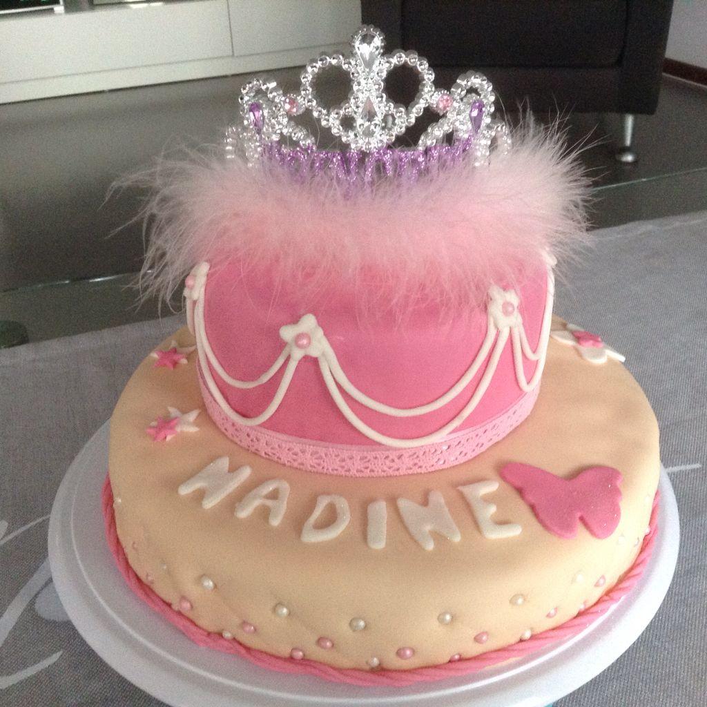Prinsessetaart