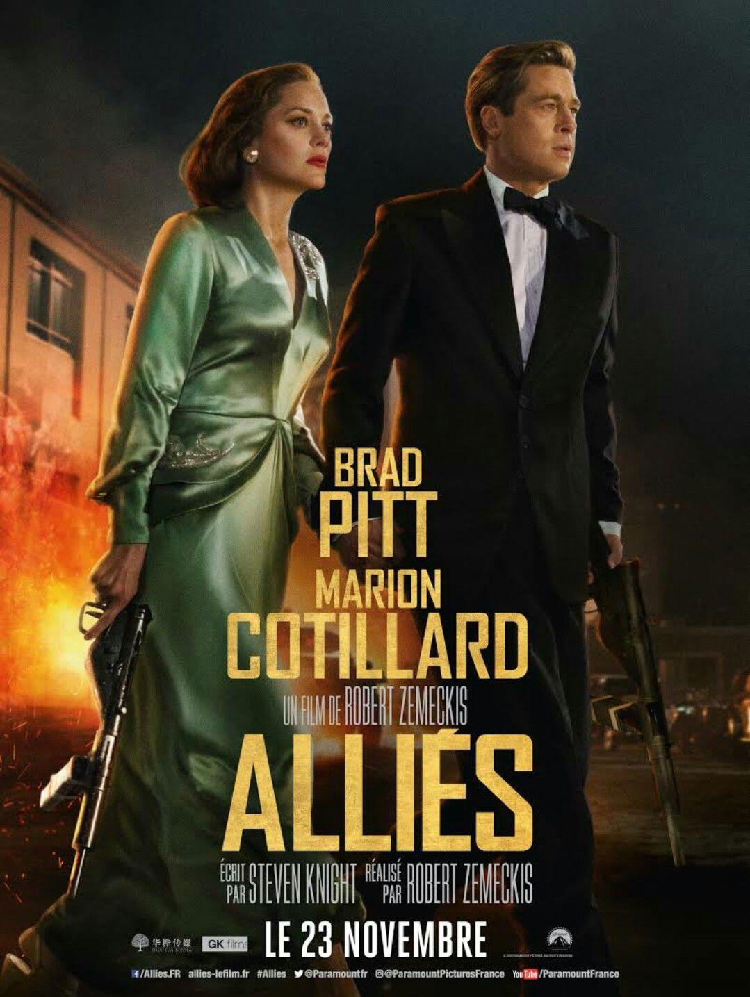 Allies Film Decembre 2017 Con Imagenes Peliculas En Espanol