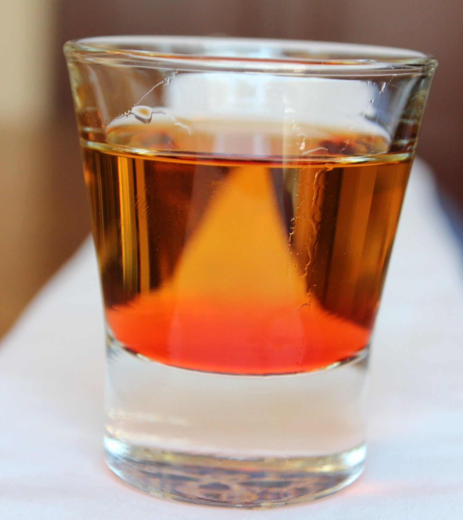 Atomic Fireball Shot - Fireball Whiskey Drinks