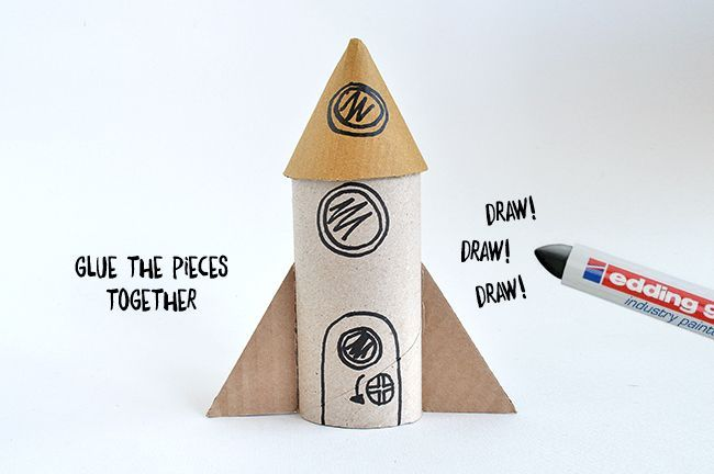 rocketryrocketryHandcraft Crafts More15 fun and simple crafts to make toilet paper for kids15 fun and simple crafts to make toilet paper for kidsRockets Rocket Crafts  Cr...