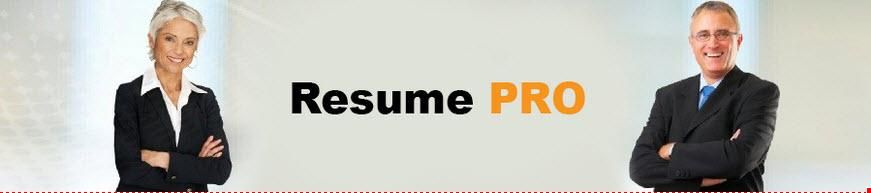 Get a the job you deserve professional resumes www