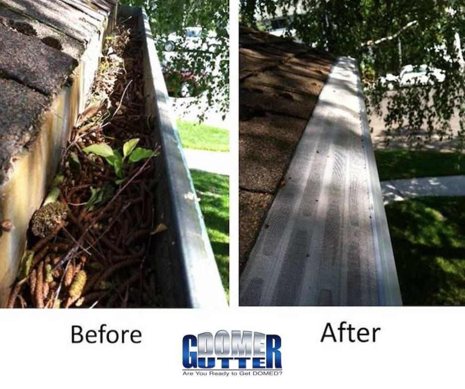 Gutterdome Is Offering Limited Time Specials Are You Ready To Stop Cleaning Your Clogged Gutters Gutterdome Is The Permanent Solution To An Annual Problem Com Imagens Look