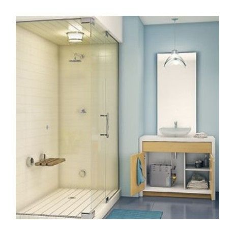 Mr Steam Makes A Spa Experience Possible For Any Size Bathroom Learn More About The Steam Home Generator Small Bathroom Bathroom Design