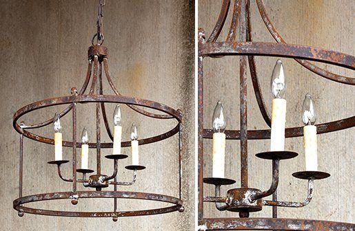 Rustic Chadelier Pendant Light Chandelier
