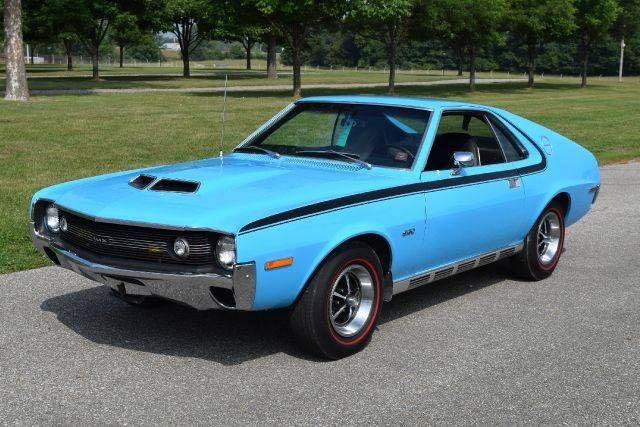 1970 Amc Amx Classic Car Custom Car Classic Cars Classic Cars Muscle Amc