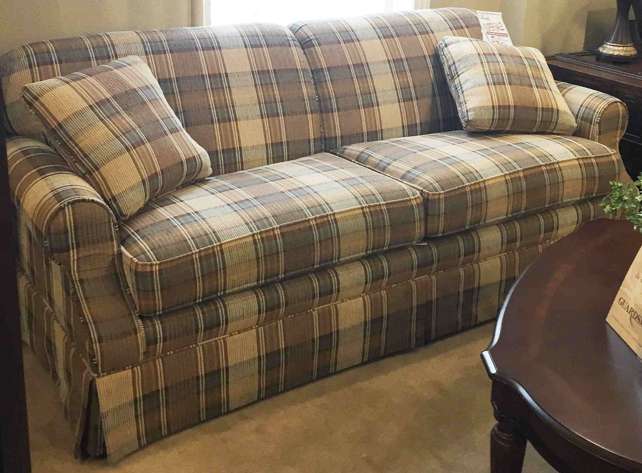 Plaid Couch Best Collections Of Sofas And Couches Sofacouchs Com Plaid Sofa Couches For Sale Plaid Couch