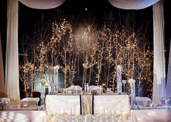 Stanleys olde maple lane farms decor team does it again wedding an elegant winter wedding in ottawa weddingbells junglespirit Images