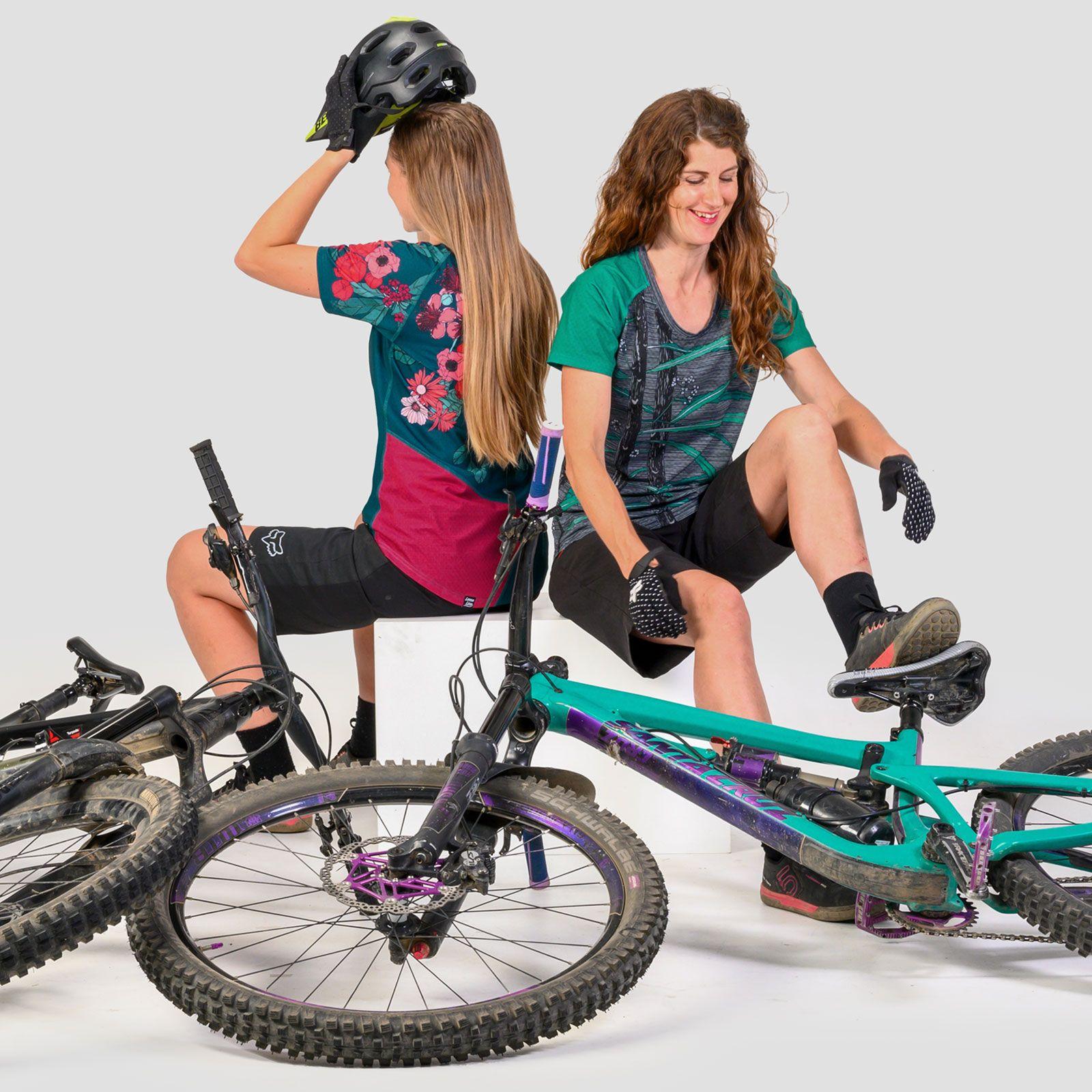 Loose Line New Zealand Hand Drawn Bike Jersey Tramping Shirt Enduro Riding In 2020 Bike Jersey Outdoor Shirt Riding