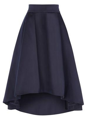 Skirts / Blues DEBORAH HIGH LOW SKIRT / Coast Stores Limited