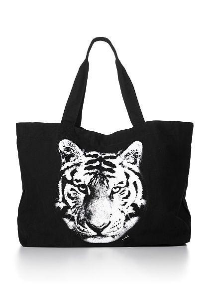 Tiger tote<3