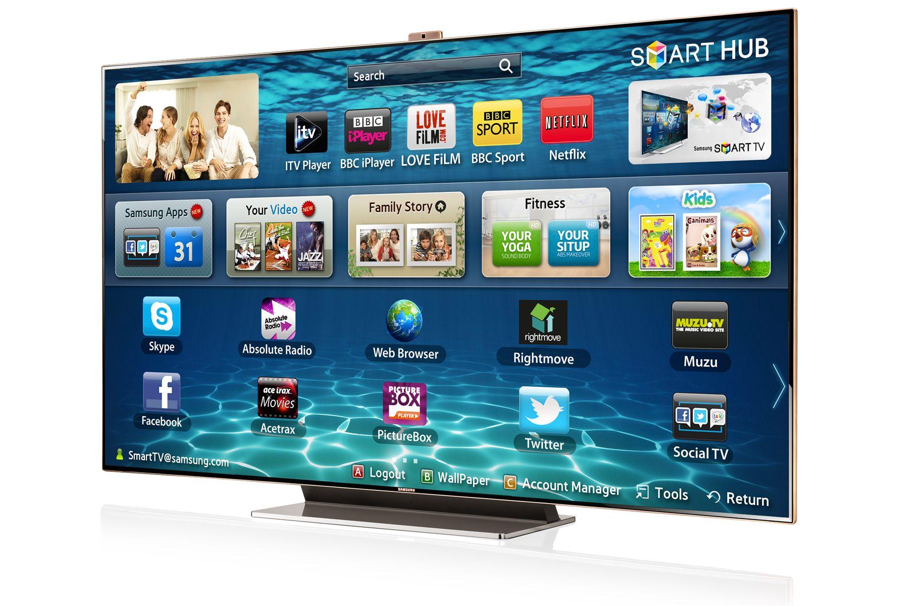 Samsung 75inch LED TV Led tv, Tvs, Uk tv