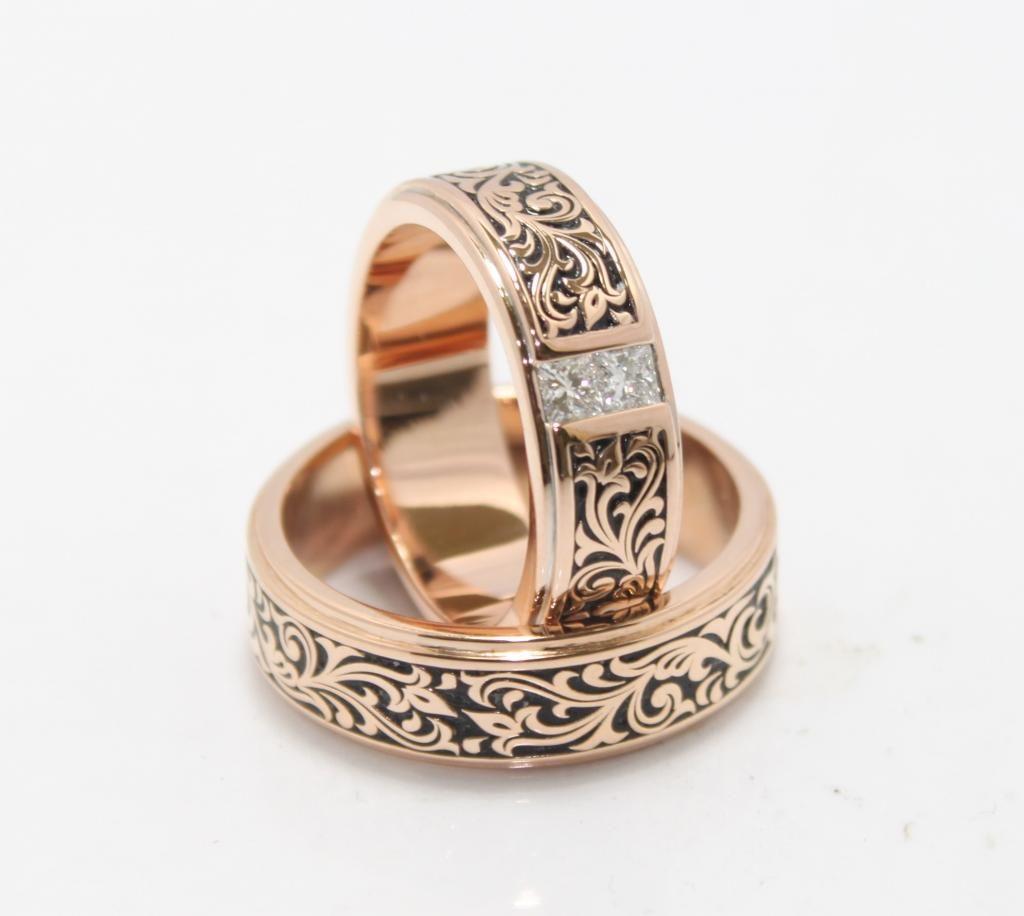 Pusat Desain Cincin Kawin Dan Cincin Nikah Wedding Rings Rings Rose Gold Ring