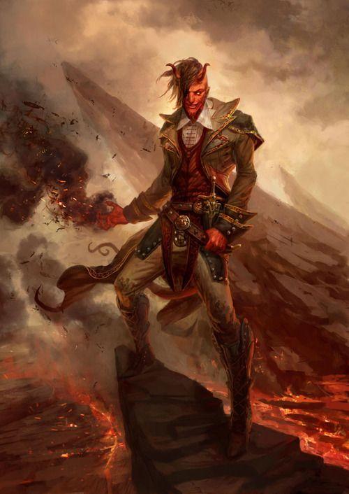 Tibalt, the Fiend-Blooded - Planeswalker