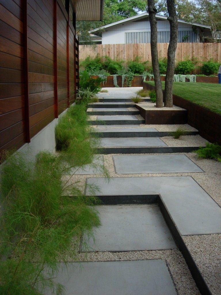 designed by big red sun | garden stairs | pinterest | garten stufen