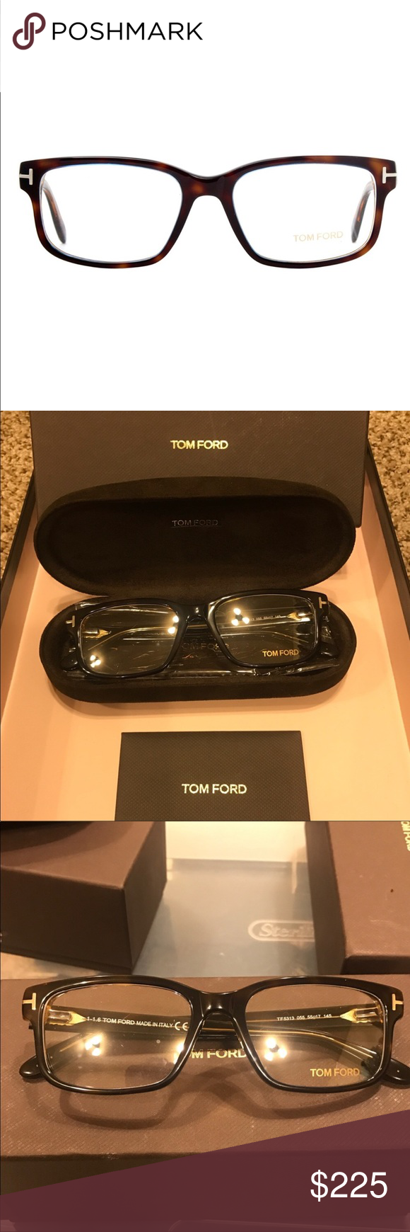fbcc1dbaca05b Authentic TOM FORD 5313 Authentic unisex Tom Ford glasses. TF5313. Brand new  with box