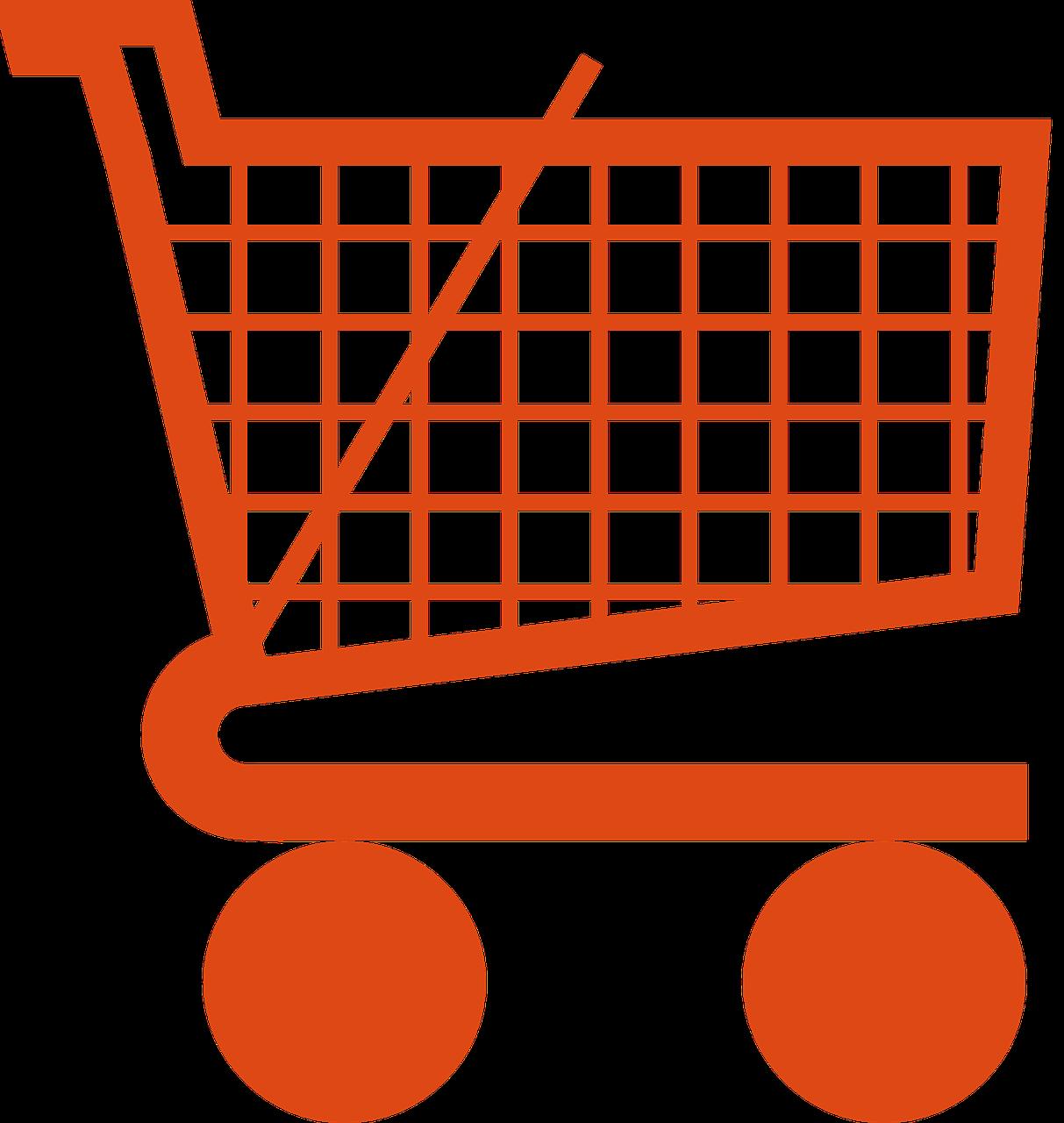 Shopping Cart Holiday Online Shopping Supermarket Shopping Cart