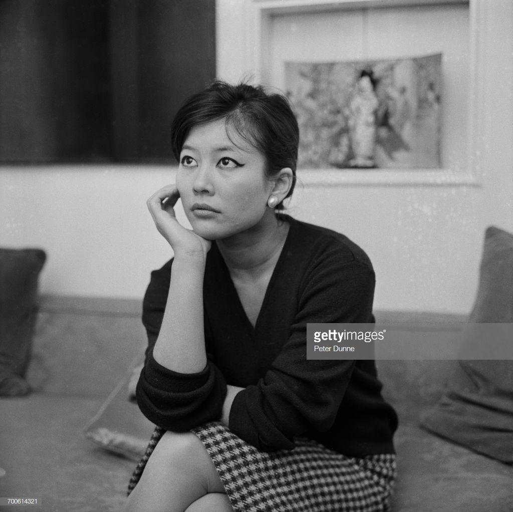 Chineseborn British actress Tsai Chin, 31st October 1960