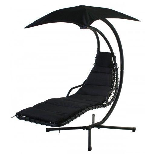 Hangstoel 2 Personen Intratuin.Intratuin Zweeflounger Honolulu Zwart Dreamy Dreamy 7 10 Tuin