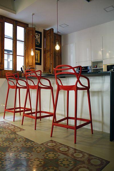 Comedor #Cocina #vintage #decoracion via @planreforma #accesorios ...