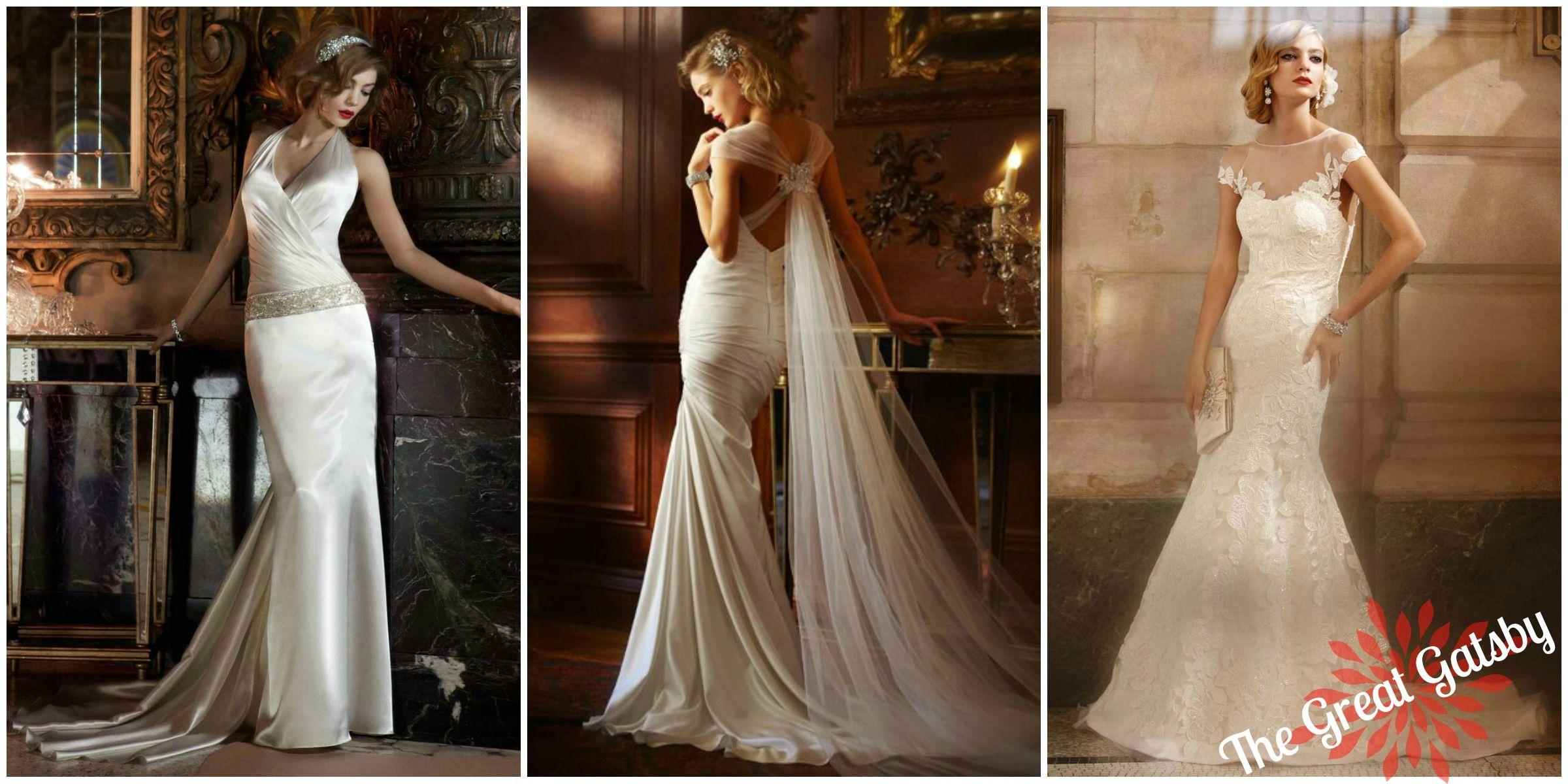 zoot suit era wedding dresses   Guest Post: Wedding Dress Trends ...