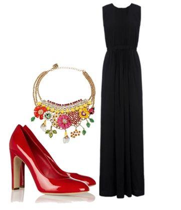 Zapatos elegantes para vestidos de noche