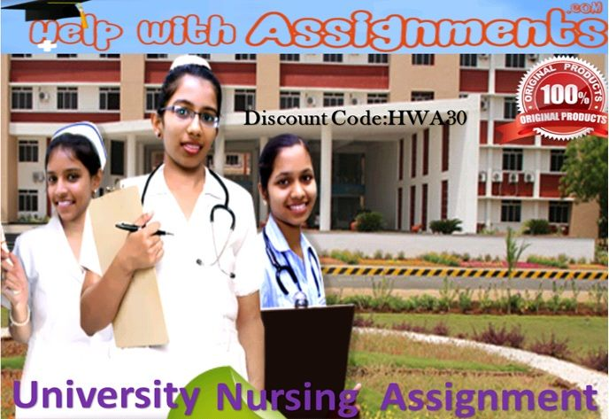 The #university_nursing assignment offered by the company has helped many students in getting their #academic_goals. The #services are readily and easily accessible #Help_with_Assignments.  Click here  http://bit.ly/2hLnsSs
