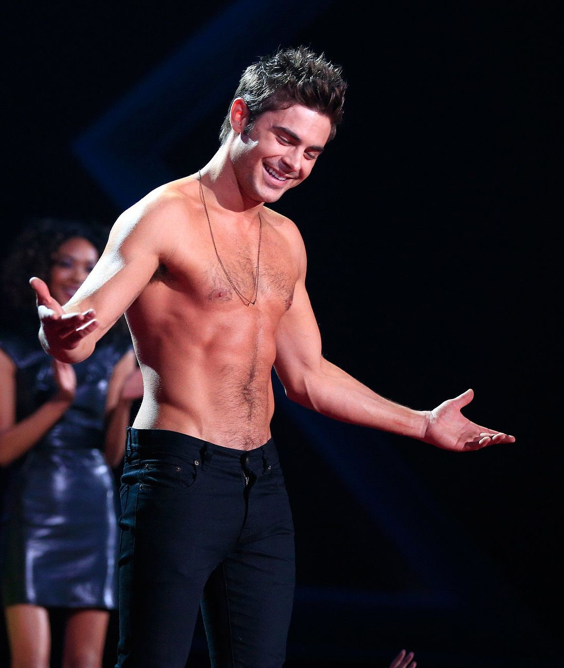 Zac Efron's Sexiest Shirtless Moments