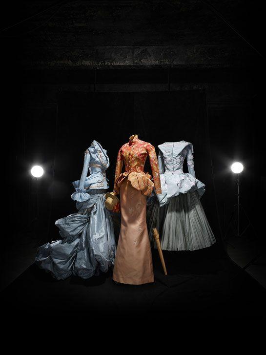 Dior et limpressionisme à Granville http://www.vogue.fr/mode/news-mode/diaporama/dior-et-l-impressionisme-a-granville/12586